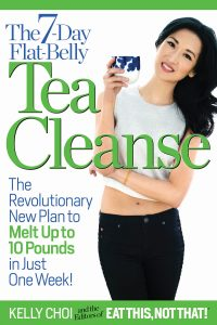 The 7-Day Flat Belly Tea Cleanse Cover