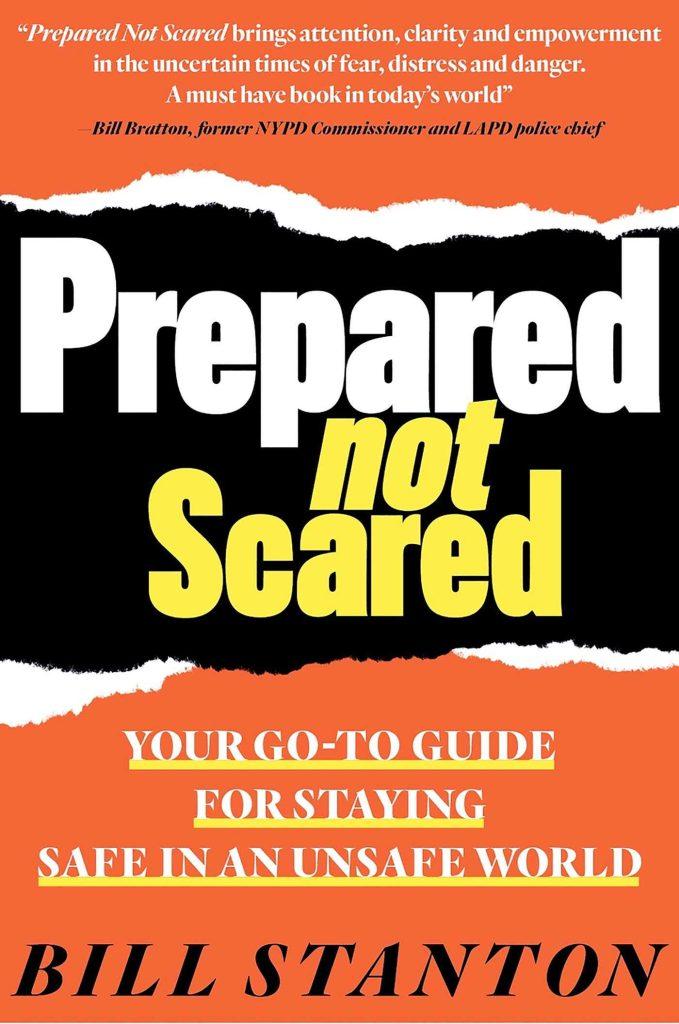 Prepared Not Scared Cover